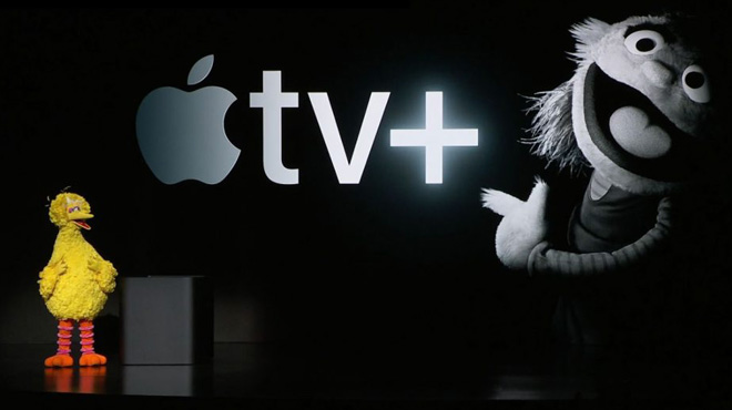 Apple TV Plus là gì?